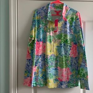 NWT XL LILLY PULITZER POPOVER